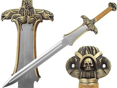 Conan The Barbarian Sword 2011 Conan The Barbarian Sword