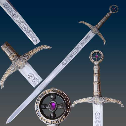 Sherwood Forest&#039;s, Robin of Locksley Sword 48&quot;