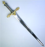"King Arthur's Gold Edition Excalibur 45"" Sword"