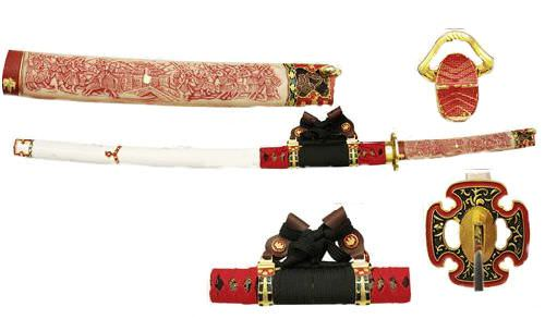 Japanese Highlander Samuri Sword 42&quot;