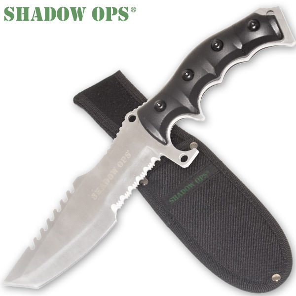 EXTREME Tactical Fighting Knife CLD156SL