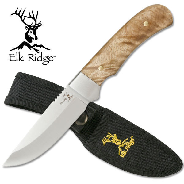 Elk Ridge Full Tang Bowie Knife ER107