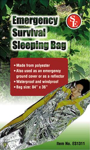 Emergency Sleeping bag EB1311
