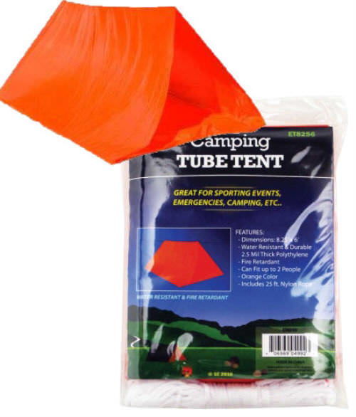 Emergency Tube Tent ET8256