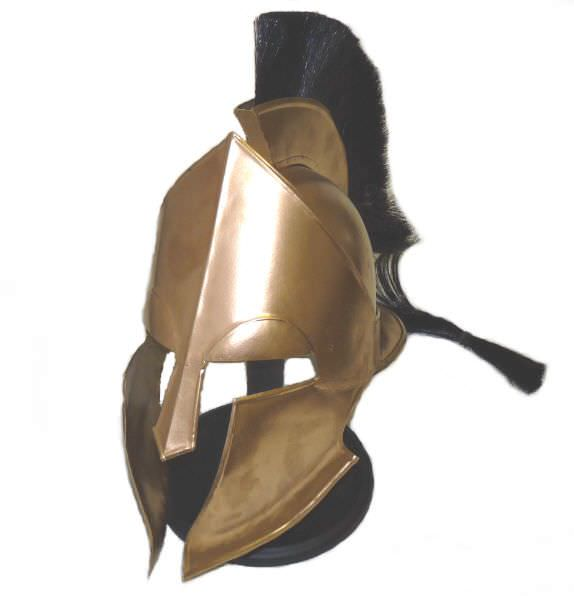 Full Size Greek Helmet HL300GD