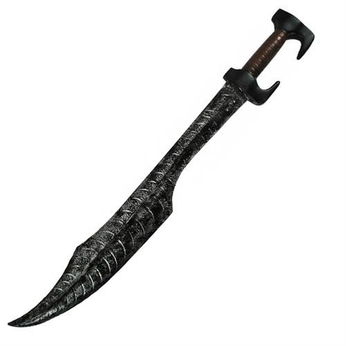 Spartan Warrior Foam Padded Sword LARP 35""