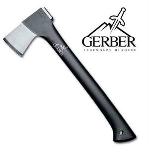 Gerber Camp Axe With Sheath 17 1/2""