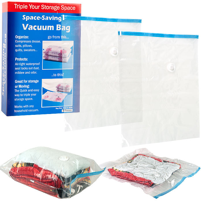 Gigantic Space Saving Vacuum Bags - Trademark HomeT