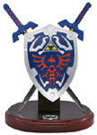 Legend of ZELDA swords & shield letter-opener set