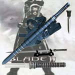 "Blade - 35"" Sword Of the Daywalker W/ Hard Scabbard"