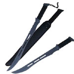 Secret Agent Black Fantasy Full Tang Sword 29 1/2""