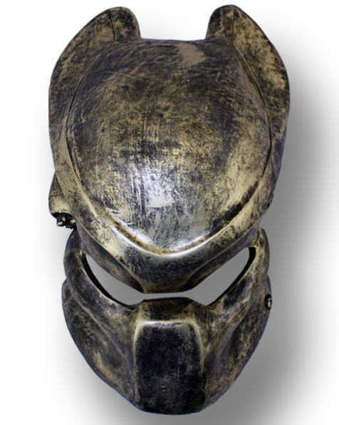 HUGE Alien / Robot Mask TR0374