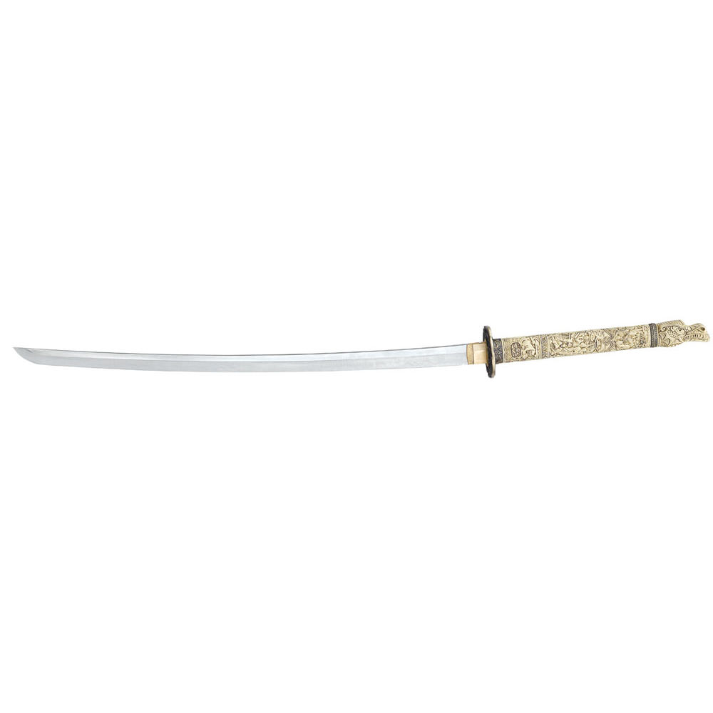 Highlander Duncan MacLeod Forged Katana Sword 40""