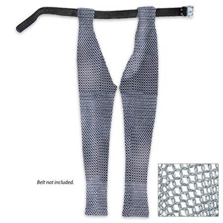 Pair of Battle Ready Chausses Chain Mail Leggings