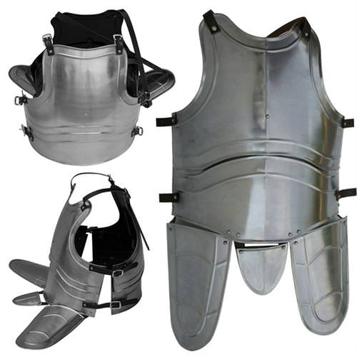Medieval Jousting Knight Body Armor 7 piece set