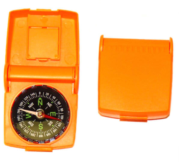 International Orange Compass CC45-7OR