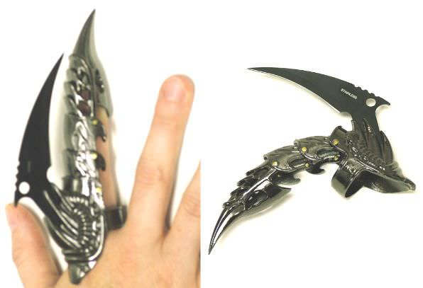 Iron Reaver Claw MC1026BK
