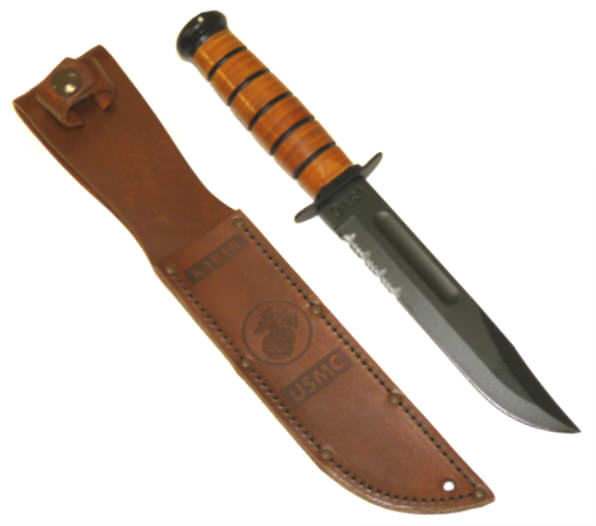 KA-BAR USMC Fighting knife WKB1218