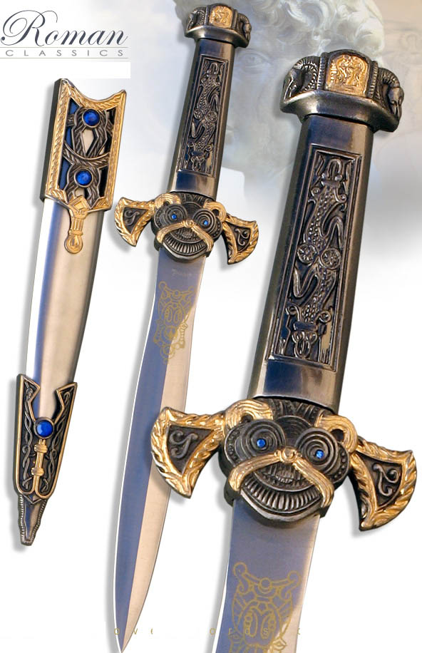 Roman Elite&#039;s Dagger 14&quot;