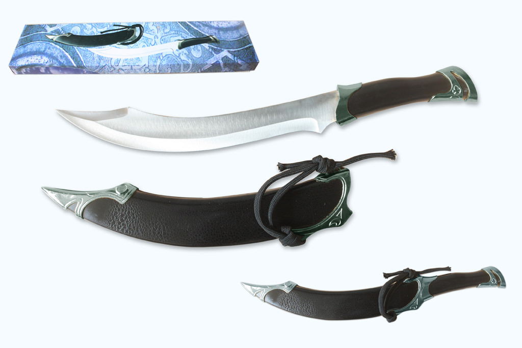 Elven Sword of Strider and Scabbard 17""