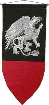 """Great Griffin Banner 48"""""""