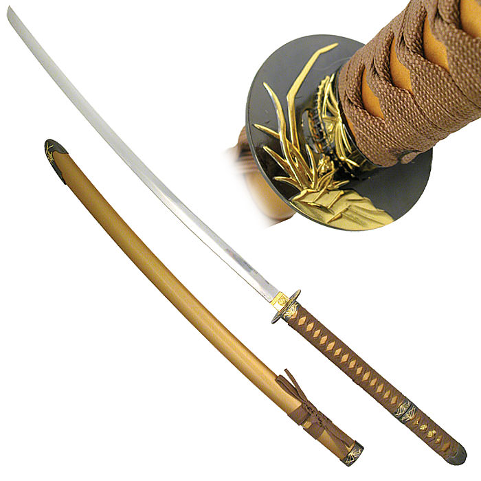 Katana with Hidden Tanto