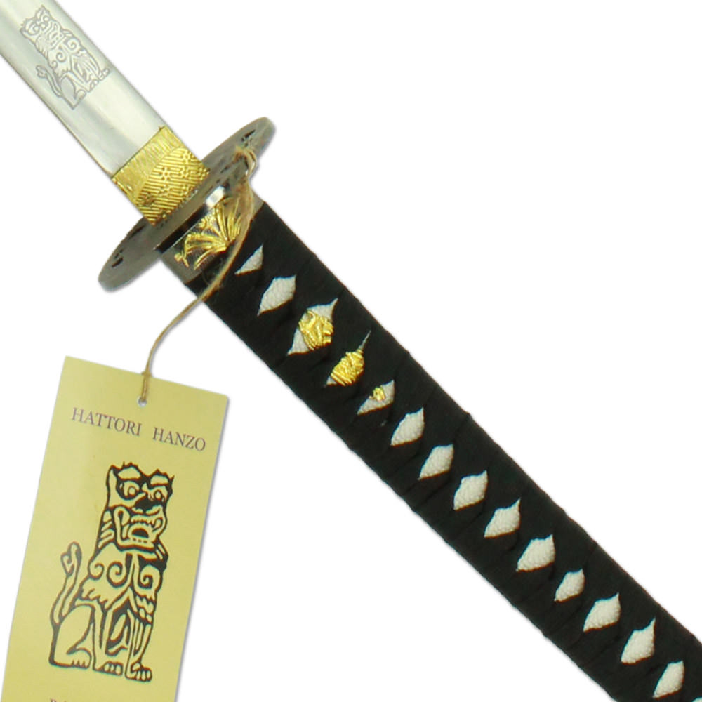 Kill Bill Katana - The Bride's Sword Replica