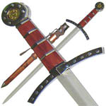 Knights Of Templar Short Sword Crusader