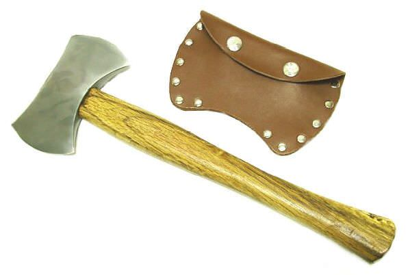 Double Bit Tomahawk Hatchete 14""