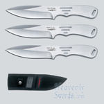 Hibben Generation 2 - Large Thrower (set of three)
