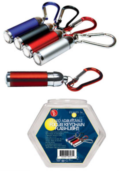 Led Key Chain Flashlight FL1334-48