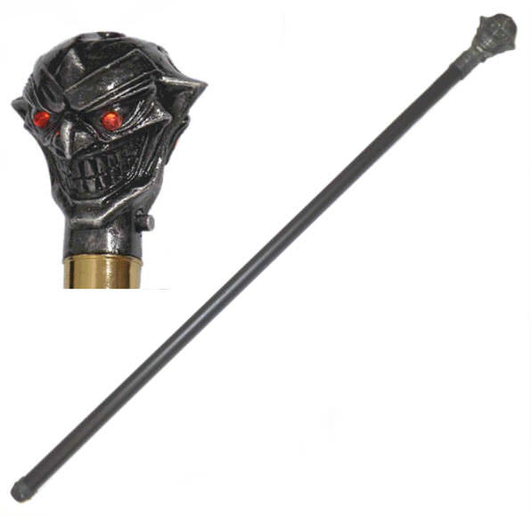 Lighted Joker Cane NO BLADE M2620-1
