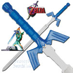 Link's Master Sword - Legend of Zelda: Ocarina of Time