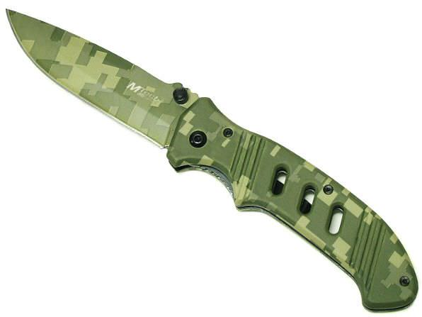 M-Tech Digital Camo Folder MT252