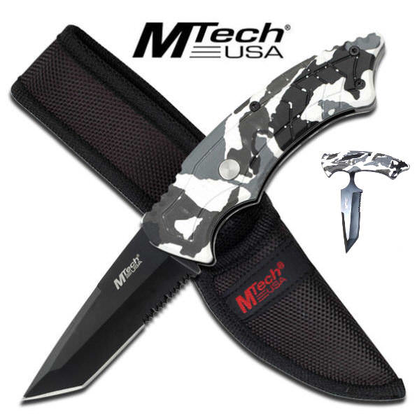M-Tech Unique T Hunting / Combat Knife MT20-22DW