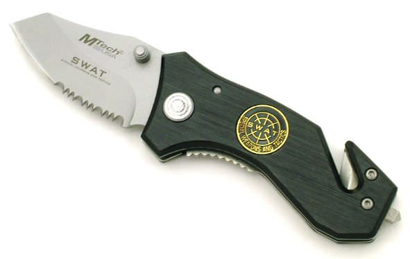 M- Tech SWAT Rescue Knife MT349B