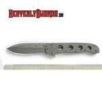 M21-14 Carson Folder - Combination Edge