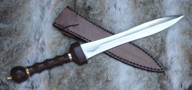 Roman Dagger and Sheath 20""