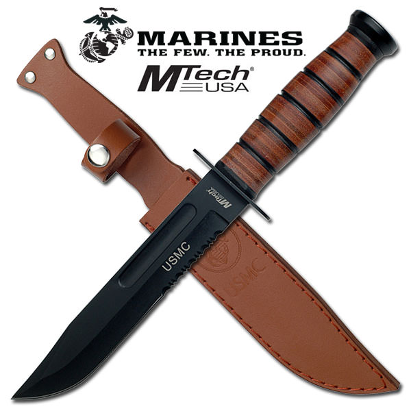 M Tech USMC Marine Combat Knife MT122MR