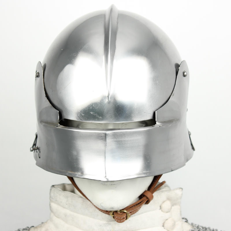Medieval German Gothic Sallet 