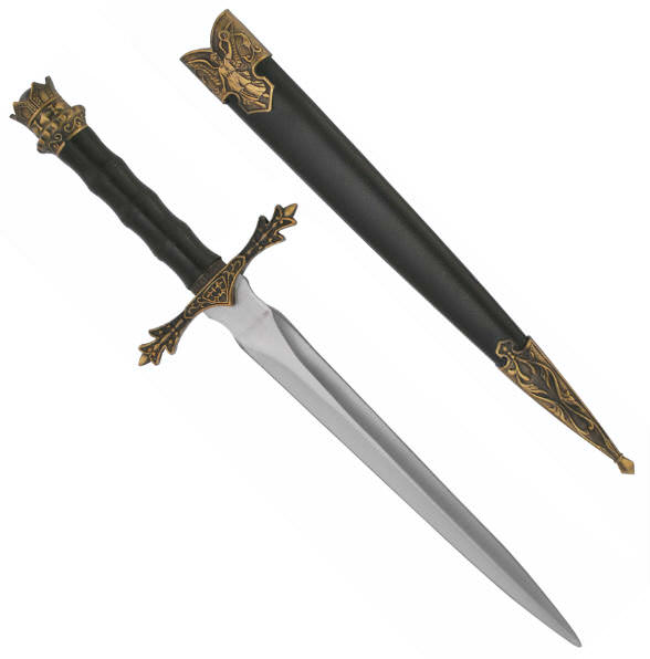 Medieval Kings Dagger H5924