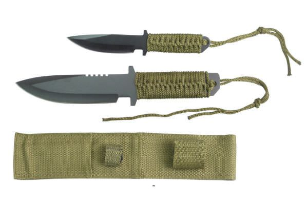 Military Combat 2 Knife set HK1034