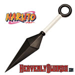 Naruto - Deluxe White Kunai Knife