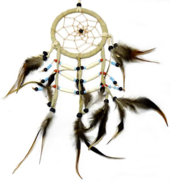 Native American 3x16in Dream Catcher 3717