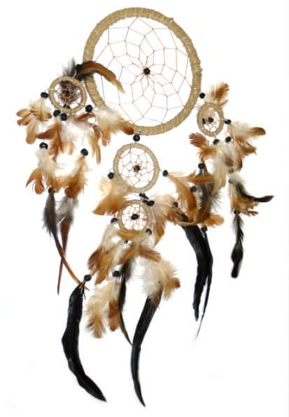 Native American 8in Dream Catcher 2916