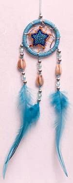 Native American Dream Catcher 2 X 8 3705