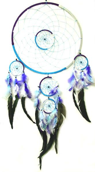 Native American Giant 16in Dream Catcher 2902
