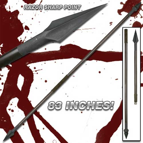 Spartan Warrior Spear HUGE 83""