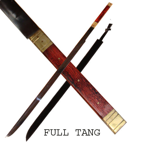 Mountain Warrior Full Tang Sword