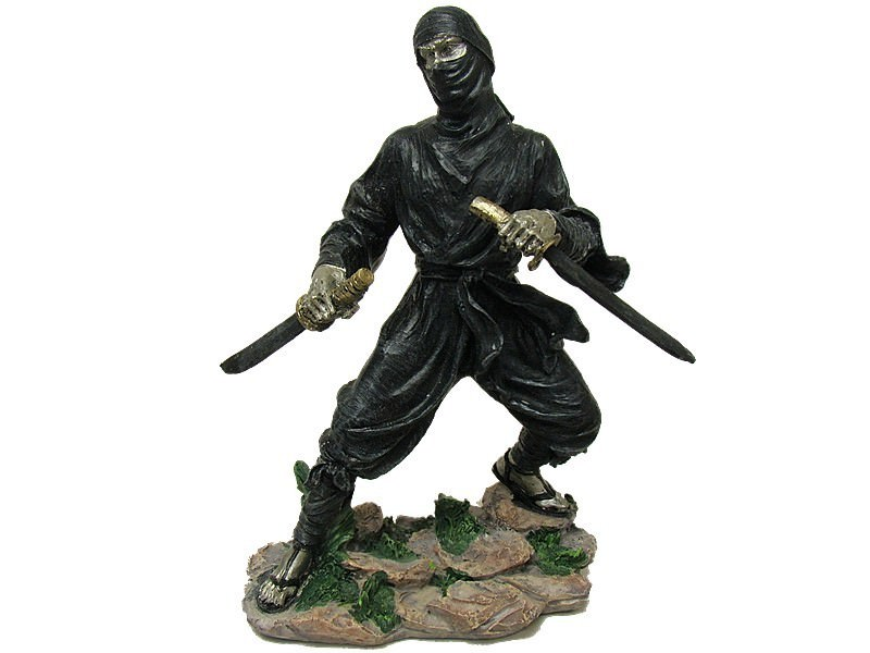 Ninja Assassin Statue